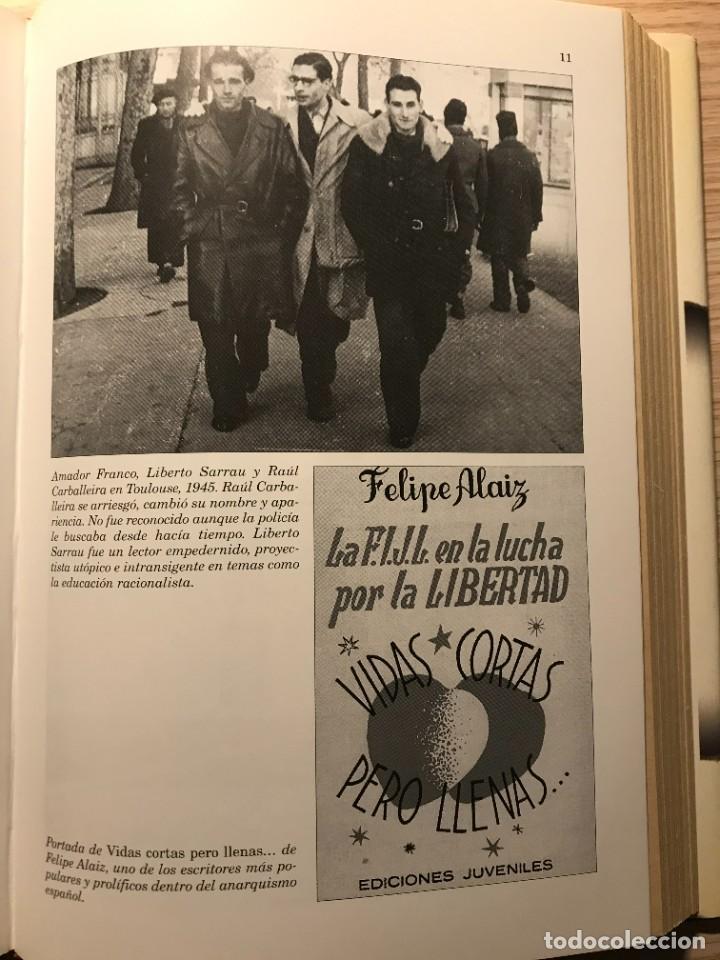 Libros de segunda mano: CLANDESTINOS - DOLORS MARÍN SILVESTRE PLAZA & JANÉS, 2002, 1ª EDICIÓN. FIRMADO POR LA AUTORA - Foto 4 - 262855090