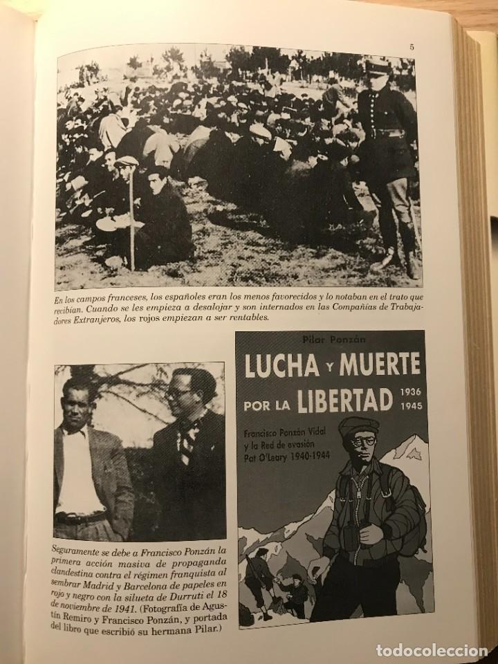 Libros de segunda mano: CLANDESTINOS - DOLORS MARÍN SILVESTRE PLAZA & JANÉS, 2002, 1ª EDICIÓN. FIRMADO POR LA AUTORA - Foto 5 - 262855090