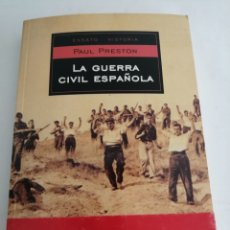 Libros de segunda mano: LA GUERRA CIVIL ESPAÑOLA. PAUL PRESTON. Lote 262859615