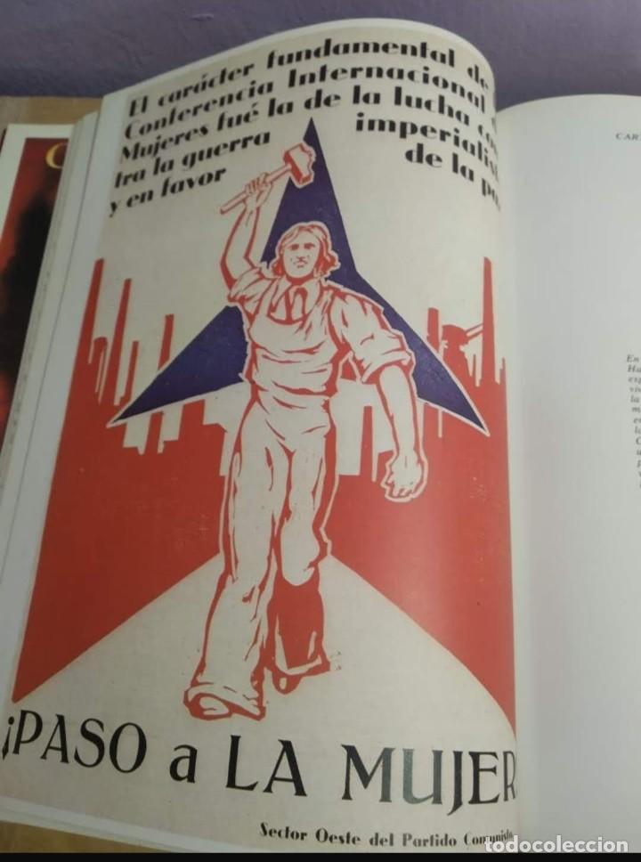 Libros de segunda mano: Carteles de la Guerra Civil Española - Foto 6 - 262861690