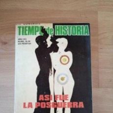 Libros de segunda mano: TIEMPO DE HISTORIA / ASÍ FUE LA POSGUERRA. Lote 262877275