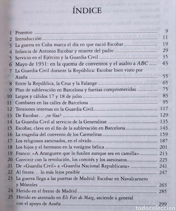 Libros de segunda mano: ESPAÑA GUERRA CIVIL ENTRE LA CRUZ Y LA REPÚBLICA LIBRO DESCATALOGADO 2008 - Foto 2 - 262901975