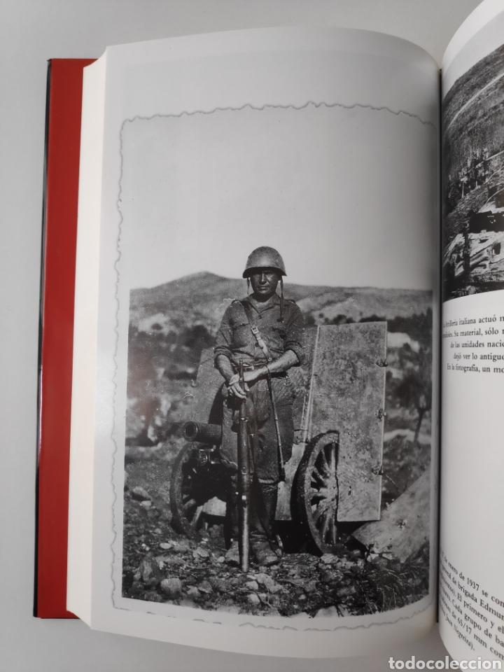 Libros de segunda mano: ESPAÑA LIBRO MILITARES ITALIANOS EN LA GUERRA CIVIL ESPAÑOLA - Foto 4 - 262904280