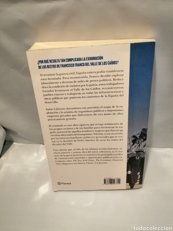 Libros de segunda mano: ESCLAVOS POR LA PATRIA: UN ANTÍDOTO CONTRA EL OLVIDO DE LA HISTORIA (EDICIÓN REVISADA Y ACTUALIZADA) - Foto 2 - 262864045