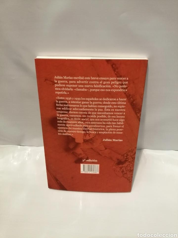 Libros de segunda mano: LA GUERRA CIVIL: ¿CÓMO PUDO OCURRIR? - Foto 3 - 262866900