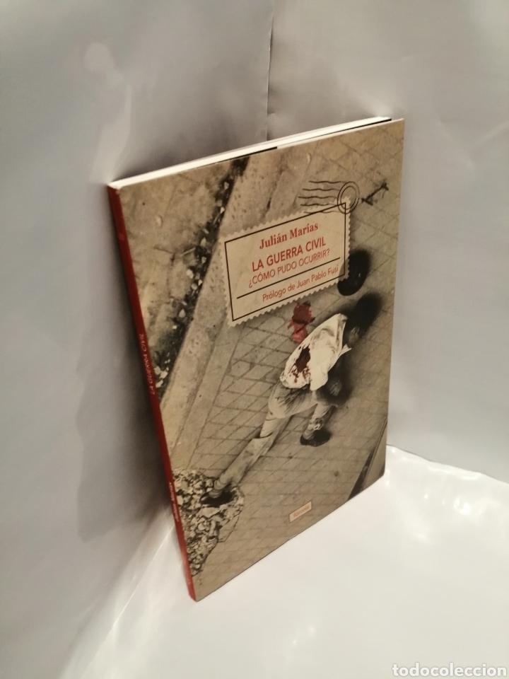 Libros de segunda mano: LA GUERRA CIVIL: ¿CÓMO PUDO OCURRIR? - Foto 4 - 262866900