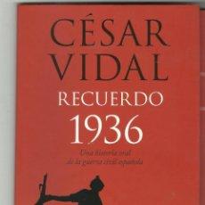 Libros de segunda mano: CESAR VIDAL. Lote 263187030