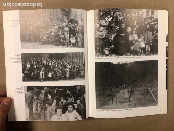 Libros de segunda mano: NIÑOS VASCOS EVACUADOS EN 1937.ÁLBUM HISTÓRICO POR GREGORIO ARRIEN. - Foto 6 - 264554359