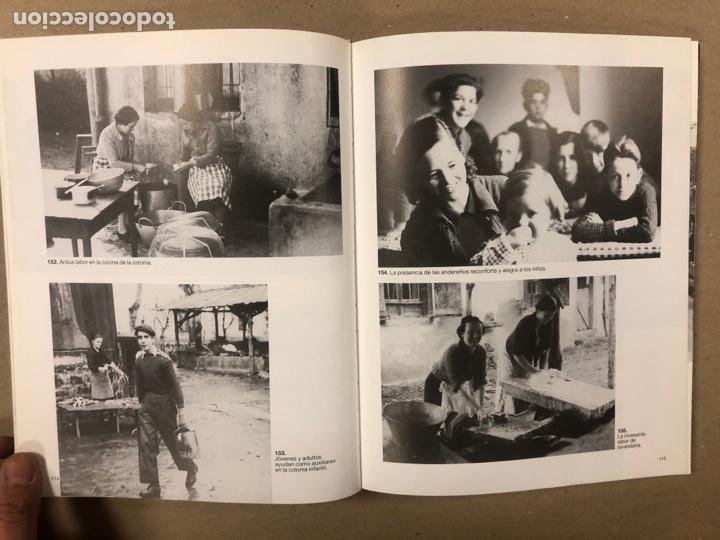 Libros de segunda mano: NIÑOS VASCOS EVACUADOS EN 1937.ÁLBUM HISTÓRICO POR GREGORIO ARRIEN. - Foto 9 - 264554359
