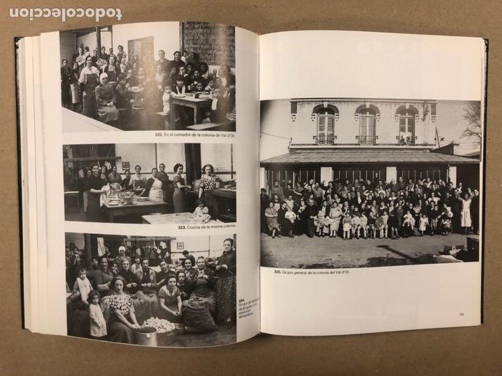 Libros de segunda mano: NIÑOS VASCOS EVACUADOS EN 1937.ÁLBUM HISTÓRICO POR GREGORIO ARRIEN. - Foto 11 - 264554359