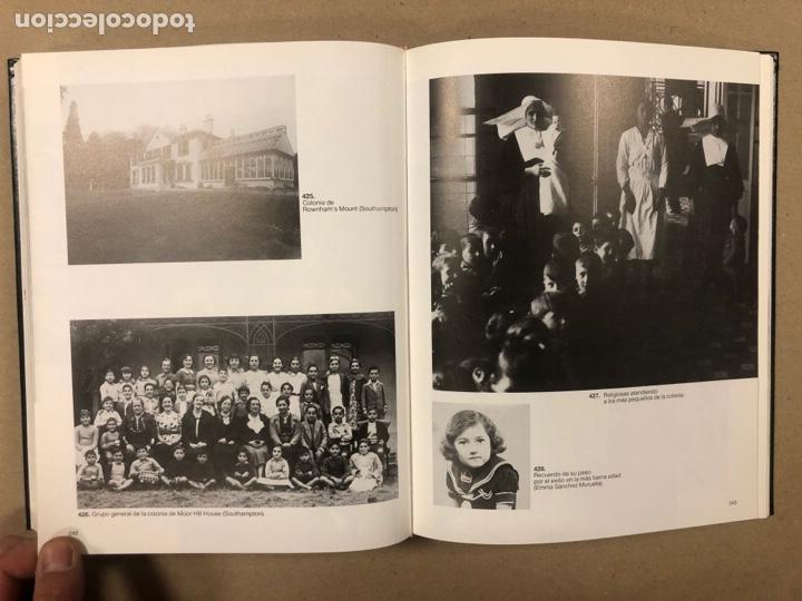 Libros de segunda mano: NIÑOS VASCOS EVACUADOS EN 1937.ÁLBUM HISTÓRICO POR GREGORIO ARRIEN. - Foto 13 - 264554359