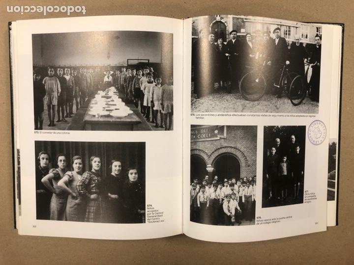 Libros de segunda mano: NIÑOS VASCOS EVACUADOS EN 1937.ÁLBUM HISTÓRICO POR GREGORIO ARRIEN. - Foto 15 - 264554359