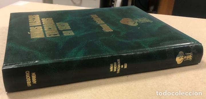Libros de segunda mano: NIÑOS VASCOS EVACUADOS EN 1937.ÁLBUM HISTÓRICO POR GREGORIO ARRIEN. - Foto 17 - 264554359