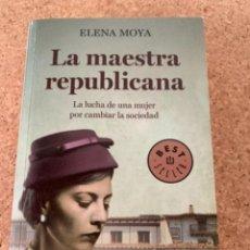 Livres d'occasion: LA MAESTRA REPUBLICANA, GUERRA CIVIL (BOLS, 6). Lote 265404374