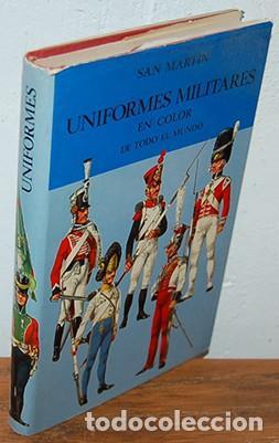 UNIFORMES MILITARES EN COLOR DE TODO EL MUNDO PREBEN KANNIK : TRADUCCIÓN FERNANDO CALLEJA. LIBRERÍA (Libros de Segunda Mano - Historia - Guerra Civil Española)