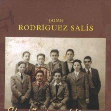 Libros de segunda mano: EL NIÑO REPUBLICANO DE BERAUN. IRÚN 1936-1940. JAIME RODRÍGUEZ SALÍS. Lote 269098068