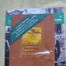 Libros de segunda mano: Nº 19 NOVIEMBRE 1937 LA IGLESIA ANTE LA GUERRA. LA GUERRA CIVIL MES A MES, PRECINTADO EL MUNDO. Lote 269157128