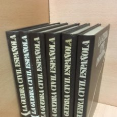 Libros de segunda mano: LA GUERRA CIVIL ESPAÑOLA - HUGH THOMAS - EDICIONES URBION. Lote 269718598