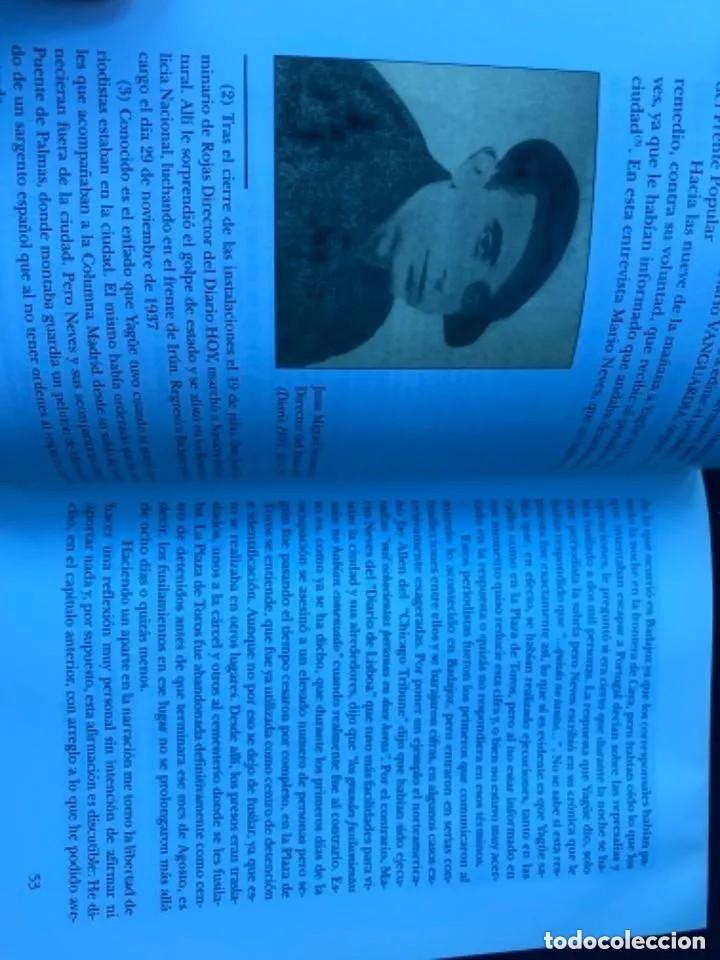 Libros de segunda mano: LIBRO LA REPRESIÓN EN BADAJOZ - Foto 6 - 269948518