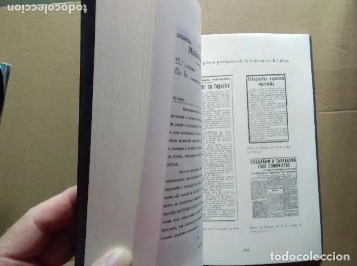 Libros de segunda mano: LIBRO BARRANCOS EN LA ENCRUCIJADA DE LA GUERRA CIVIL ESPAÑOLA, MARIA DULCE ANTUNES SIMOES - Foto 4 - 271306248