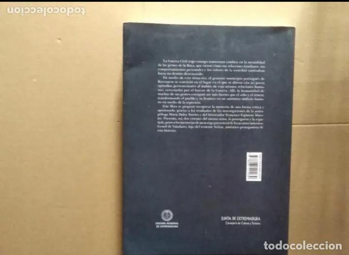 Libros de segunda mano: LIBRO BARRANCOS EN LA ENCRUCIJADA DE LA GUERRA CIVIL ESPAÑOLA, MARIA DULCE ANTUNES SIMOES - Foto 5 - 271306248