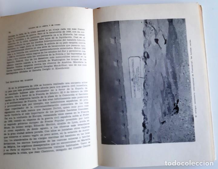 Libros de segunda mano: LEYENDA Y TRAGEDIA DE LAS BRIGADAS INTERNACIONALES - RICARDO DE LA CIERVA - 1971 - Foto 2 - 271448438
