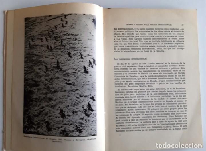 Libros de segunda mano: LEYENDA Y TRAGEDIA DE LAS BRIGADAS INTERNACIONALES - RICARDO DE LA CIERVA - 1971 - Foto 3 - 271448438