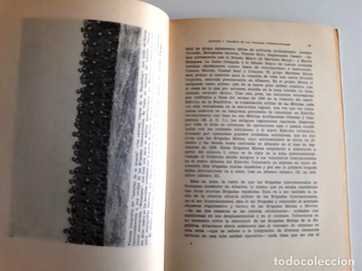 Libros de segunda mano: LEYENDA Y TRAGEDIA DE LAS BRIGADAS INTERNACIONALES - RICARDO DE LA CIERVA - 1971 - Foto 4 - 271448438