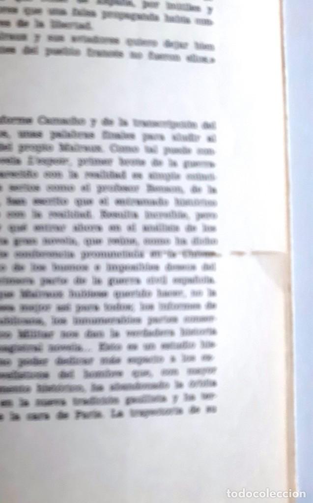 Libros de segunda mano: LEYENDA Y TRAGEDIA DE LAS BRIGADAS INTERNACIONALES - RICARDO DE LA CIERVA - 1971 - Foto 6 - 271448438