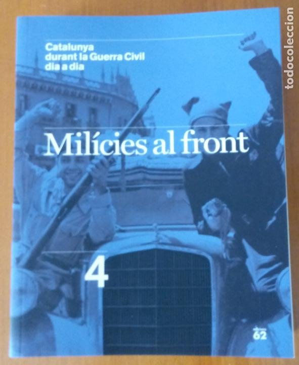 Libros de segunda mano: LOTE DE 17 TOMOS - CATALUNYA DURANT LA GUERRA CIVIL DIA A DIA - CATALÀ - Foto 6 - 277833703