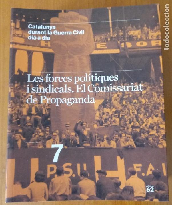 Libros de segunda mano: LOTE DE 17 TOMOS - CATALUNYA DURANT LA GUERRA CIVIL DIA A DIA - CATALÀ - Foto 9 - 277833703