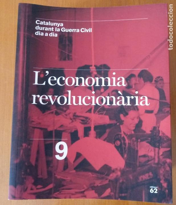Libros de segunda mano: LOTE DE 17 TOMOS - CATALUNYA DURANT LA GUERRA CIVIL DIA A DIA - CATALÀ - Foto 11 - 277833703