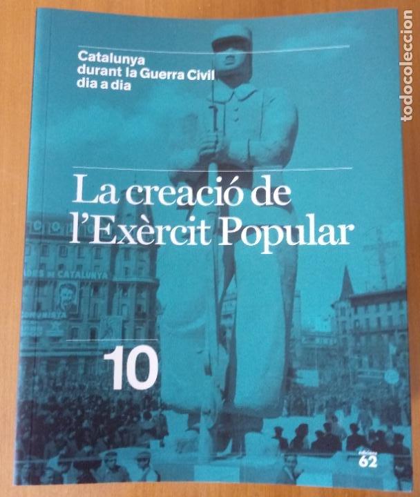 Libros de segunda mano: LOTE DE 17 TOMOS - CATALUNYA DURANT LA GUERRA CIVIL DIA A DIA - CATALÀ - Foto 12 - 277833703
