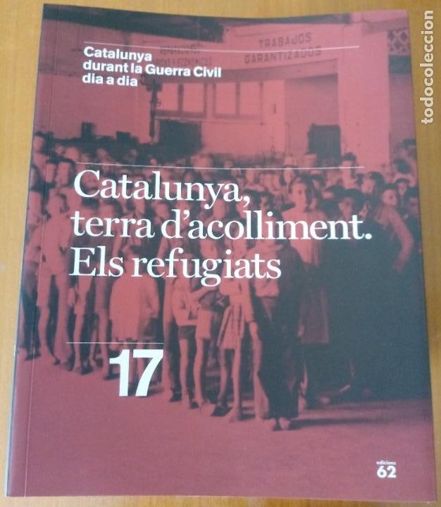 Libros de segunda mano: LOTE DE 17 TOMOS - CATALUNYA DURANT LA GUERRA CIVIL DIA A DIA - CATALÀ - Foto 19 - 277833703