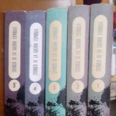 Libros de segunda mano: LOTE DE 5 TOMOS - CRÓNICA DE LA GUERRA ESPAÑOLA - NO APTA PARA IRRECONCILIABLES. Lote 277834803