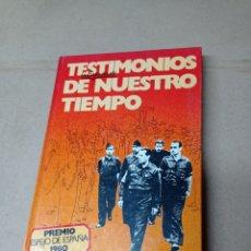 Libros de segunda mano: TESTIMONIOS DE LA ESPAÑA DE NUESTRO TIEMPO.EN BUSCA DE JOSE ANTONIO.IAN GIBSON. Lote 278231433