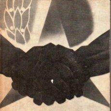 Livros em segunda mão: LA SOLIDARIDAD DE LOS PUEBLOS CON LA REPÚBLICA ESPAÑOLA (MOSCÚ, 1974) BRIGADAS INTERNACIONALES. Lote 280293708