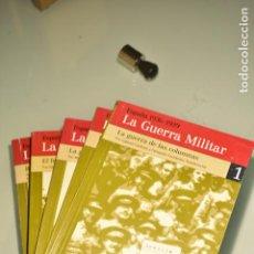 Libros de segunda mano: LA GUERRA MILITAR. ESPAÑA 1936- 1939- ED. HISTORIA 16. Lote 284528498