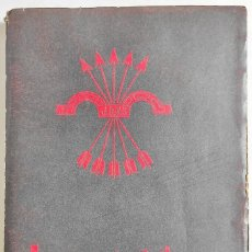 Livros em segunda mão: M. MORALES. LA GUERRA CIVIL EN GUIPUZCOA, JULIO - AGOSTO 1936. 1937.. Lote 287814713
