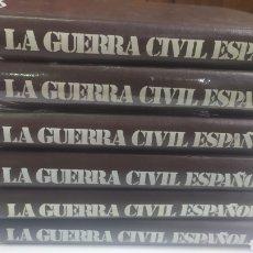 Libros de segunda mano: LA GUERRA CIVIL ESPAÑOLA AUTOR HUGH THOMAS Y OTROS. EDICIONES URBIÓN. Lote 287995753
