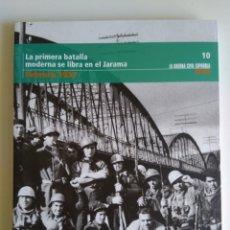 Libros de segunda mano: LA GUERRA CIVIL ESPAÑOLA MES A MES N°10. Lote 288704083