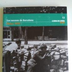 Libros de segunda mano: LA GUERRA CIVIL ESPAÑOLA MES A MES N°13. Lote 288704963