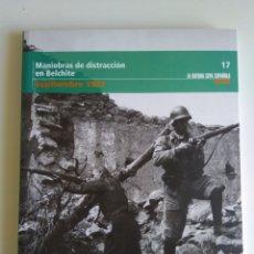 Libros de segunda mano: LA GUERRA CIVIL ESPAÑOLA MES A MES N°17. Lote 288706603