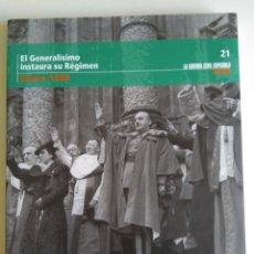 Libros de segunda mano: LA GUERRA CIVIL ESPAÑOLA MES A MES N°21. Lote 288727483