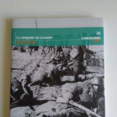 Libros de segunda mano: LA GUERRA CIVIL ESPAÑOLA MES A MES N°26. Lote 288732588