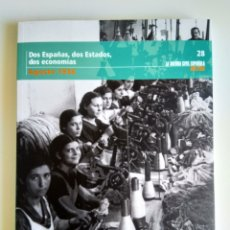 Libros de segunda mano: LA GUERRA CIVIL ESPAÑOLA MES A MES N°28. Lote 288732778