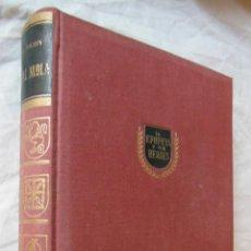 Libros de segunda mano: GENERAL MOLA (EL CONSPIRADOR) 1957 GENERAL JORGE VIGON. Lote 289476973