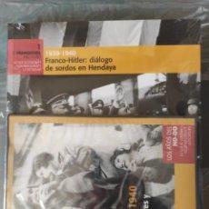Libros de segunda mano: EL FRANQUISMO AÑO A AÑO N. 1 - 1939 - 1940 FRANCO - HITLER: DIÁLOGO DE SORDOS EN HENDAYA.. Lote 290010048