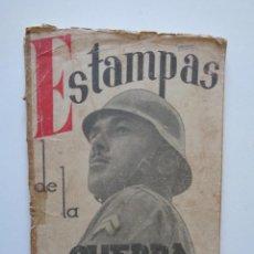 Libros de segunda mano: ESTAMPAS DE LA GUERRA.DE ARAGON AL MAR.812. Lote 290041568