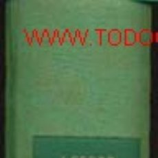 Libros de segunda mano: SEDAR, IRVING. GREENBERG, HAROLD J. / EGIPTO ENTRE DOS MUNDOS. Lote 26676721